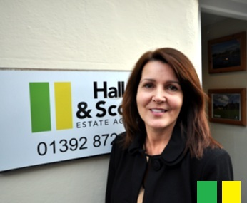 Hall and Scott Estate Agents : Jenny Walker - Sales Negotiator