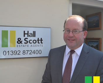 Hall and Scott Estate Agents : Michael Halliday