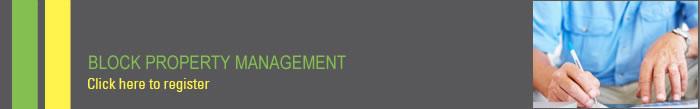 Hall and Scott Estate Agents : Block Property Management