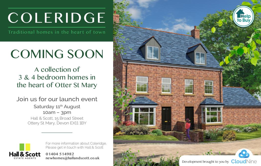 Coleridge coming soon - Property Press